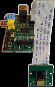RaspberryPi mit 2MP-Kameramodul