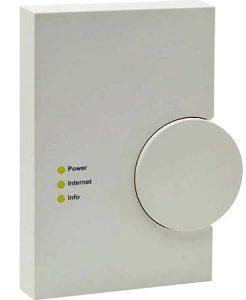 HomeMatic Zentrale CCU2, benötigt nur 1,6 Watt in Dauerbetrieb
