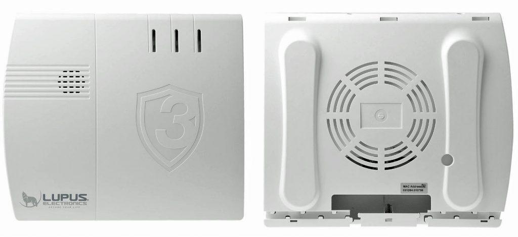 Lupusec XT3 Alarmzentrale mit Smart Home Funktionen