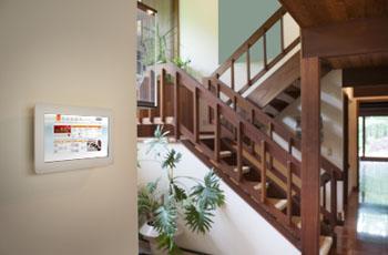 XT3-Steuerung in Ihr Haus integriert