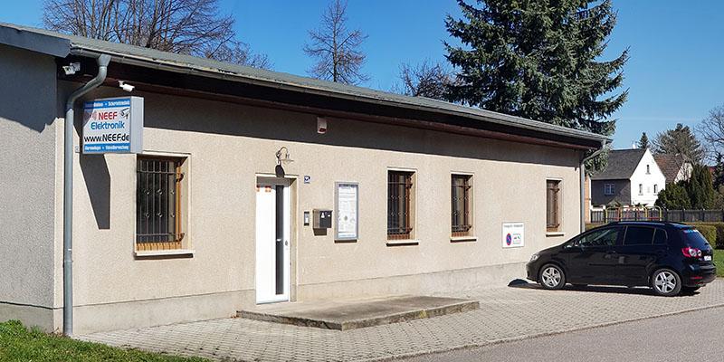 NEEF Elektronik: Rehbacher Anger 23a in Leipzig-Rehbach