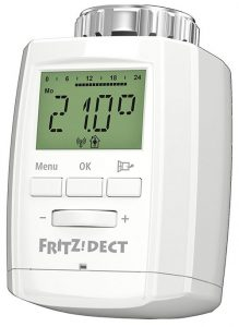 Smart Home Leipzig Fritz!Dect 300 Heizkörperthermostat