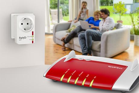 intelligentes Schalten und Überwachen des Stromverbrauchs