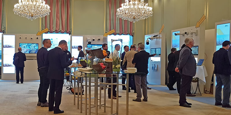 AXIS-Roadshow 2017 - Hotel Adlon Berlin