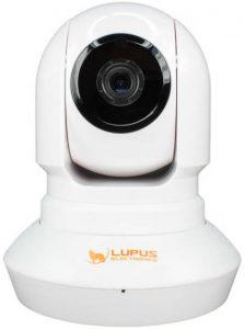 LUPUSNET HD - LE200 WLAN PTZ IP Überwachungskamera
