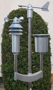 HomeMatic OC3 Kombisensor: Wetterstation
