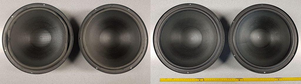 300mm große Basslautsprecher: JAMO Professional 300ex
