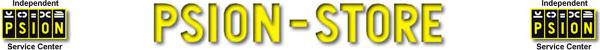 www.Psion-Store.de - unabhängiger Reparaturservice seit 1999