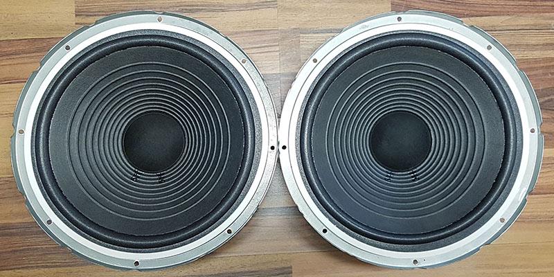 Pioneer CS-757, echte Vintage-Speaker mit neuen Sicken