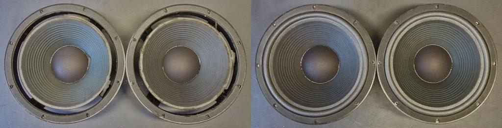 Lautsprecher Reparatur Sicken Austausch - schnell, preiswert