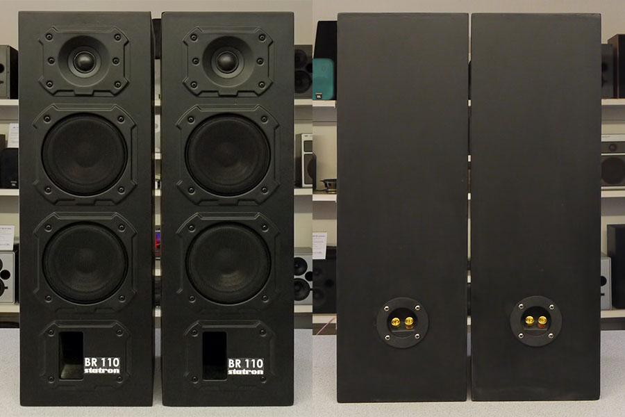 RFT BR3750 - seltenes Nachwendemodell Statron BR110
