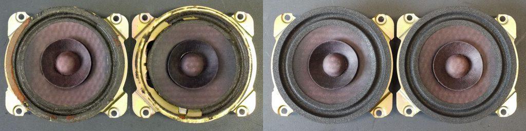 Volvo-PKW Lautsprecher 1234859