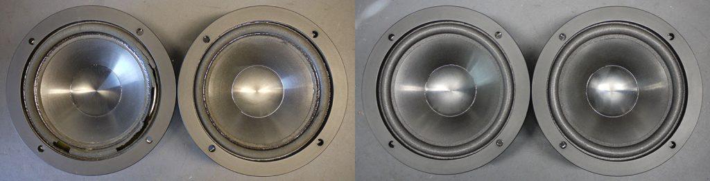 Infinity Kappa 6.2I Series II mit Kohlenstoffmembrane