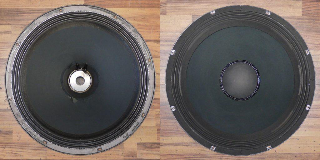 Eminence Sigma Pro-18 ESP18L 650W 8Ohm komplett reconed