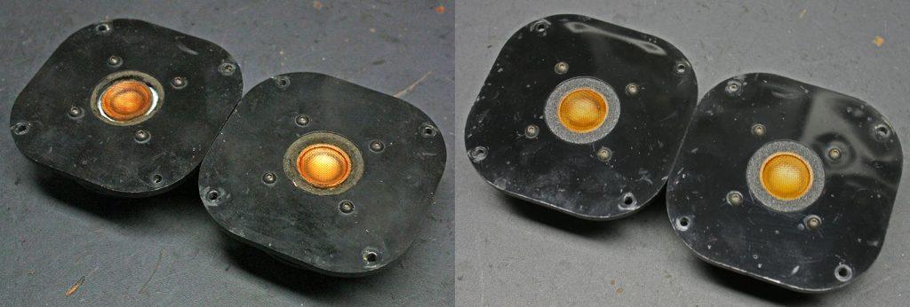 Focal T120K Hochtöner aus der Onyx