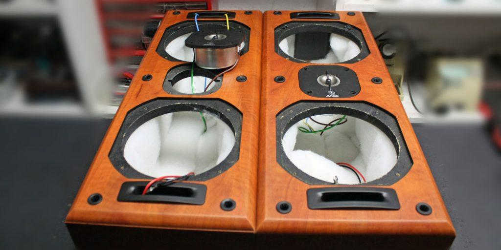 Focal JM-Lab Chorus LCR700