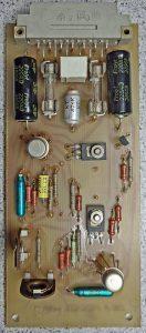 ME Geithain RL 900 Netzteil für die aktive Frequenzweiche