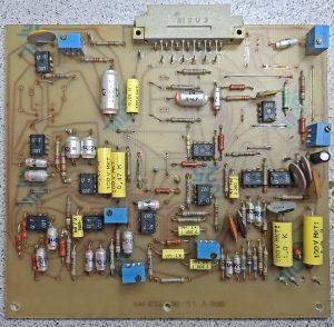 ME Geithain RL 900 aktive Frequenzweiche